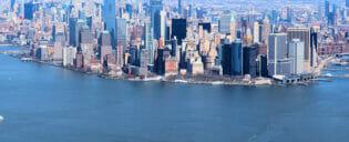 Günstige Helikopter Rundflüge über New York
