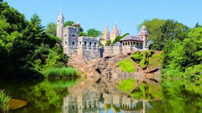 Belvedere Castle in Central Park – Zoom