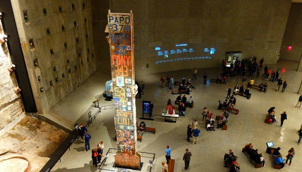 Top New York Museen - 9/11 Museum