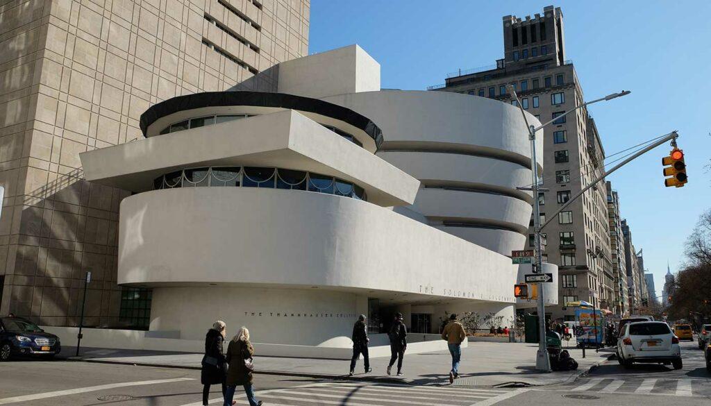 Top New York Museen - Guggenheim