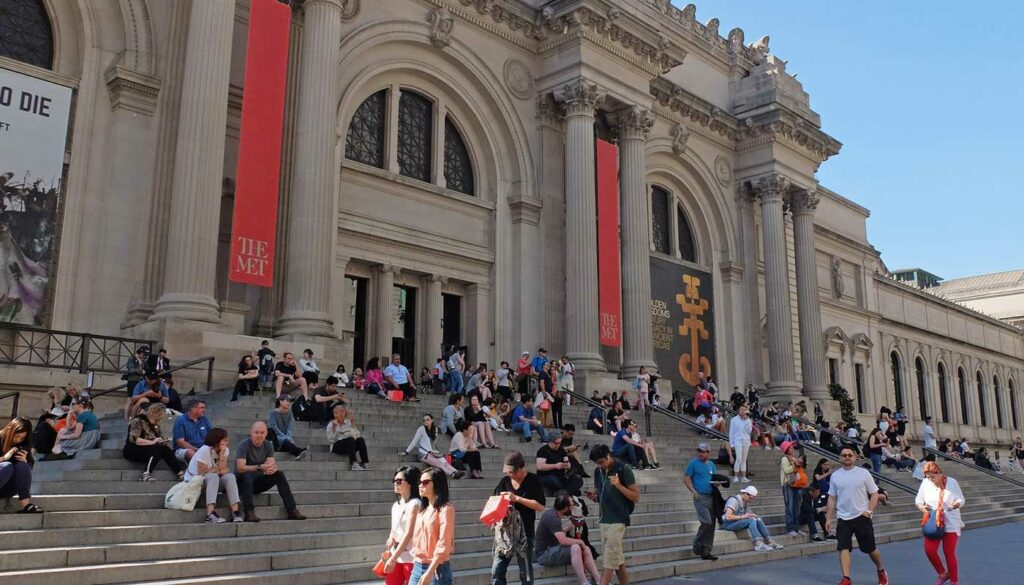 Top New York Museen - The MET - Metropolitan Museum