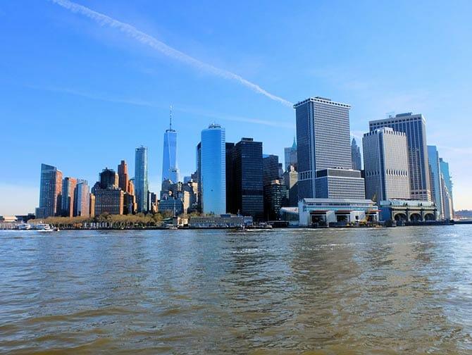 Muttertag in New York - Bootstour mit Brunch
