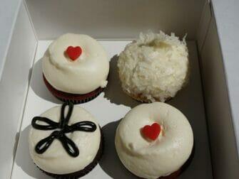 Muttertag in New York - Georgetown Cupcakes