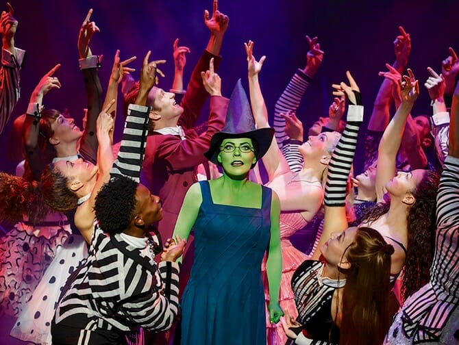 Muttertag in New York - Wicked