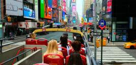 4 Tage New York Tagesplanung