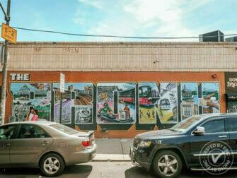 Die Bronx - Graffiti Eric