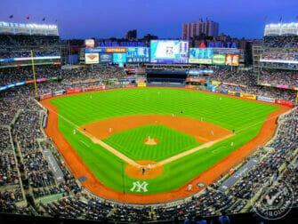 Die Bronx - New York Yankees Eric