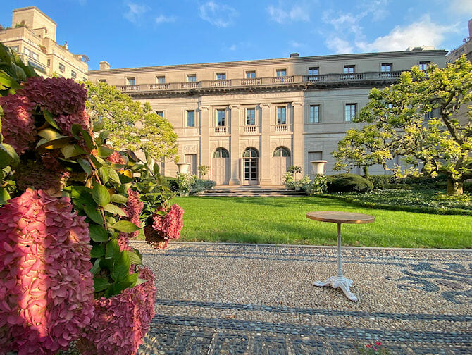 Frick Collection in New York