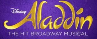 Aladdin am Broadway Tickets