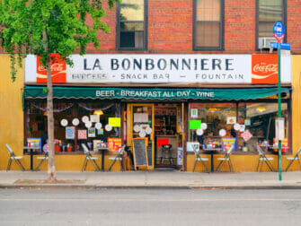 Frühstück in New York - La Bonbonniere