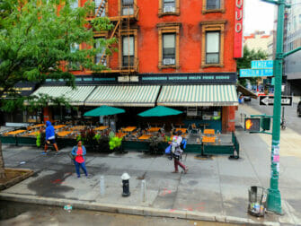 Harlem in New York Restaurants