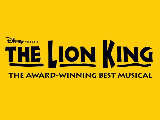The Lion King am Broadway Tickets