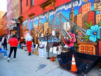 Stadtteil: Brooklyn - Straße