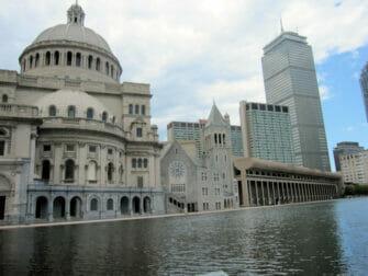 Boston Pässe für Attraktionen - Gebäude