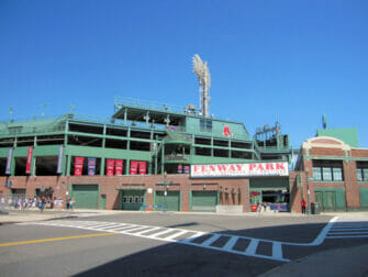 Boston Pässe für Attraktionen - Fenway Park