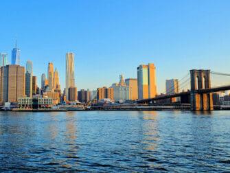 Drehorte in New York - Brooklyn Bridge Park