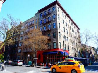 Drehorte in New York - Friends Apartment