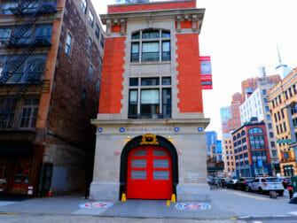Drehorte in New York - Ghostbusters Feuerwache