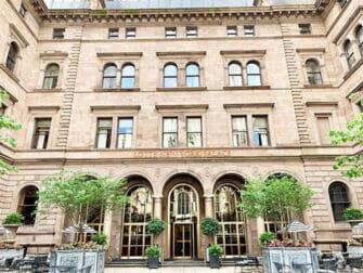 Drehorte in New York - Palace Hotel aus Gossip Girl