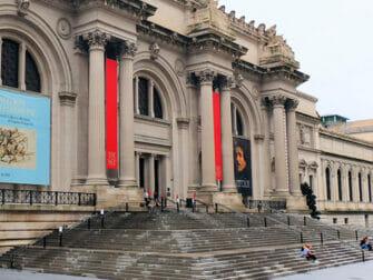 Drehorte in New York - The Met