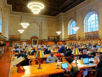 Drehorte in New York - Public Library