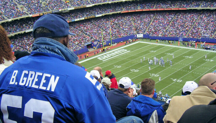 NFL American Football New York