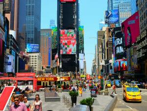 New York ohne Englischkenntnisse