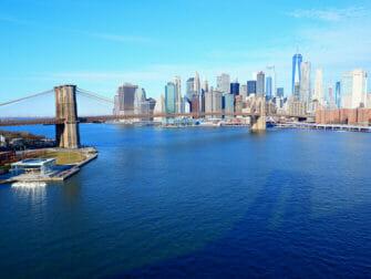 New York ohne Englischkenntnisse - Manhattan Bridge
