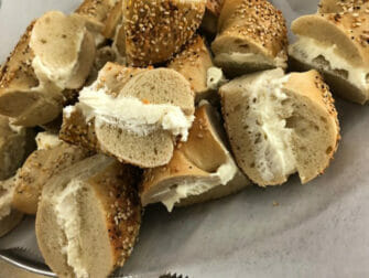 West Village Food Tour in New York Bagels