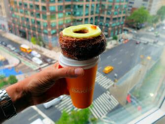 Beste Donuts in New York - Ansel Bakery