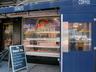 Beste Donuts in New York The Donut - Pub