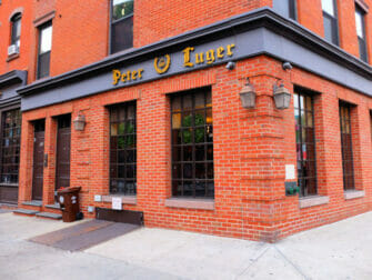 Bestes Steakhouse in New York - Peter Luger