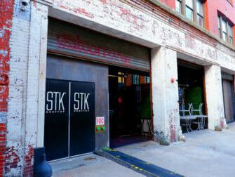 Bestes Steakhouse in New York - STK Food