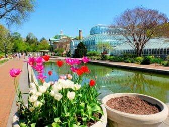Botanische Gärten in New York - Brooklyn Botanic Garden