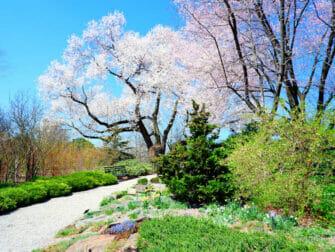 Botanische Gärten in New York New York - Botanical Garden in The Bronx