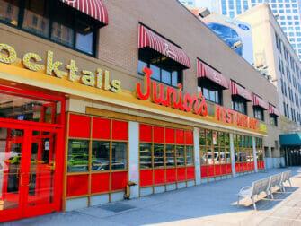 Der beste Käsekuchen in New York - Juniors Brooklyn
