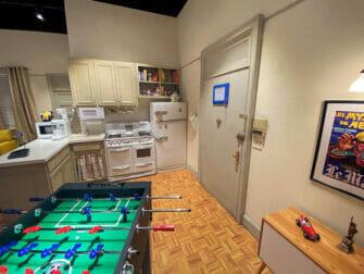 The FRIENDS Experience in New York - Chandler und Joeys Wohnung