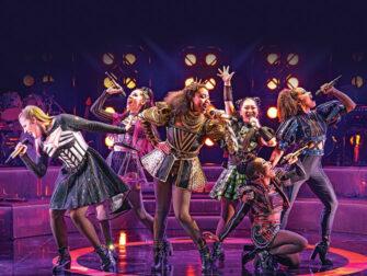 SIX on Broadway Tickets - Besetzung