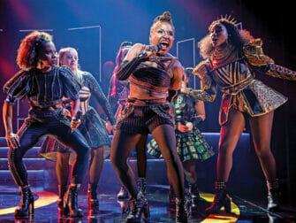 SIX on Broadway Tickets - Singen