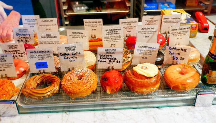 Die besten Donuts in New York - The Doughnut Project