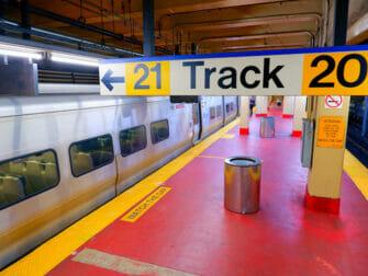 Long Island Rail Road (LIRR) in New York - LIRR Track