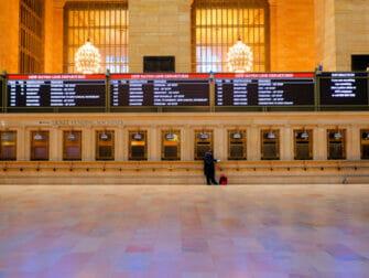 Metro North Railroad in New York - Tickets
