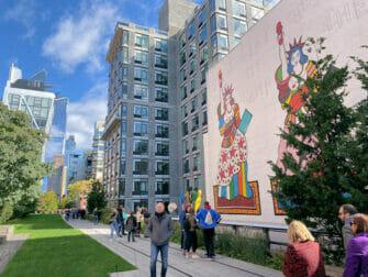 Chelsea in New York - High Line
