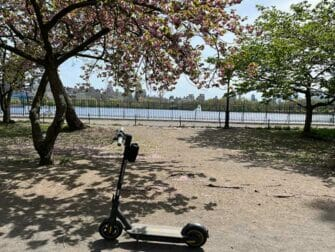 E-Scooter mieten in New York - E scooters