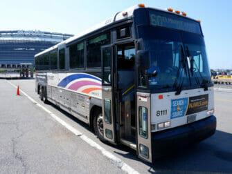 New Jersey Transit in New York - NJ Transit Bus