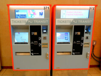 New Jersey Transit in New York - NJ Transit Tickets