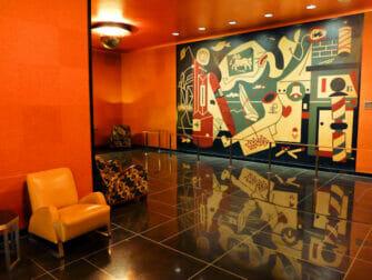 Radio City Music Hall in New York - Art Deco