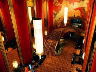 Radio City Music Hall in New York - Innen