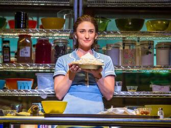 Waitress von Sara Bareilles am Broadway Tickets - Sara Bareilles