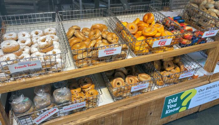 Die besten Bagel in New York - Supermärkte